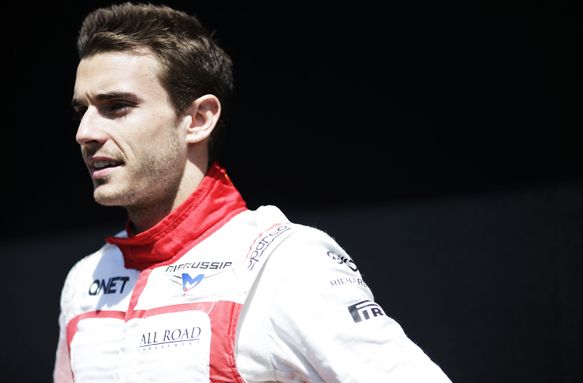 F1 pays its last respects to Bianchi