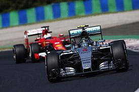 Ferrari в последних гонках отпустила лидеров далеко вперед © LAT