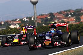 В Toro Rosso полны решимости войти в первую десятку © LAT