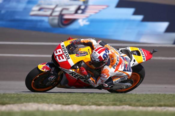 Marc Marquez, Honda, Indianapolis MotoGP 2015