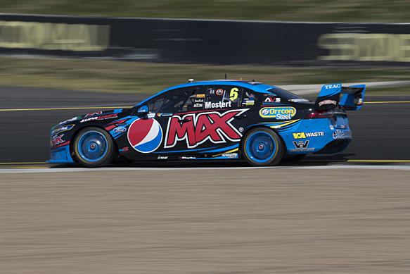 Chaz Mostert, Prodrive Australia Ford, Eastern Creek V8 Supercars 2015
