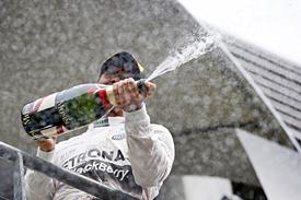 Lewis Hamilton wins Belgian GP 2015