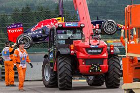 Daniel Ricciardo, Red Bull, Belgian GP 2015, Spa