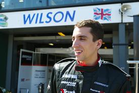 Wilson, Minardi, F1