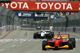Rahal, Wilson, Champ Car