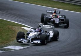 Wilson, F1, Montoya