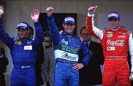 Webber, Wilson, F3000