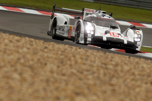 #18 Porsche 919, Marc Lieb, Neel Jani, Romain Dumas, WEC Nurburgring 2015