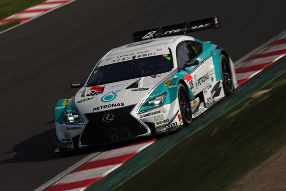 James Rossiter/Kazuki Nakajimi, Super GT Suzuka 1000km 2014