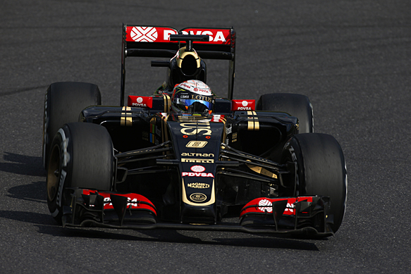 Lotus has 'tasty drivers' in its sights