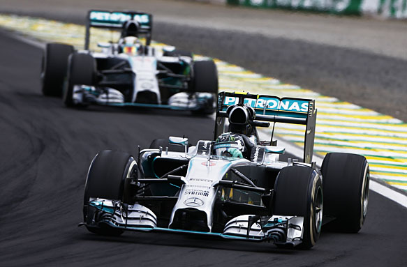 Mercedes posts losses for 2014 season
