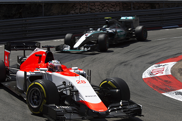 'Nowhere to hide' for Manor in 2016