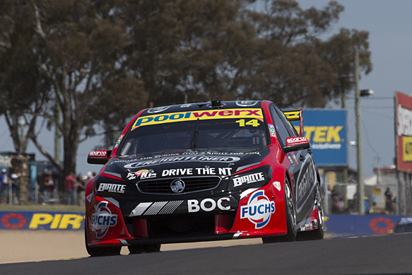 Fabian Coulthard, Brad Jones Holden, Bathurst 2015