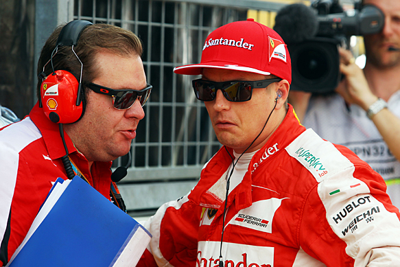 Raikkonen: Alonso wrong about radio