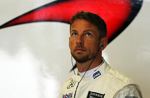 Jenson Button, F1 2015