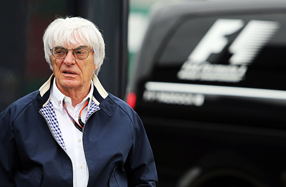 Ecclestone wanted by potential owners