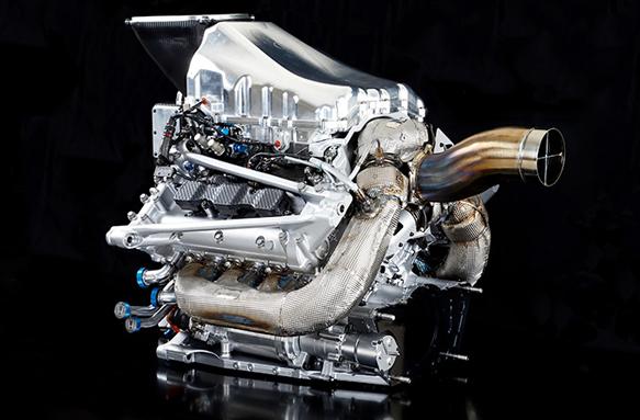 Honda, power unit