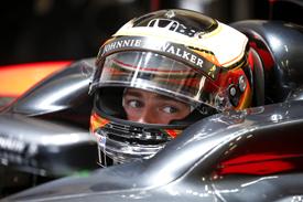 Vandoorne, McLaren