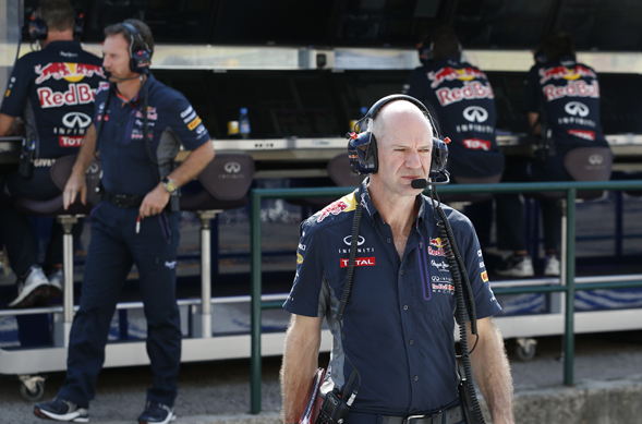 Rivals forcing Red Bull out - Newey