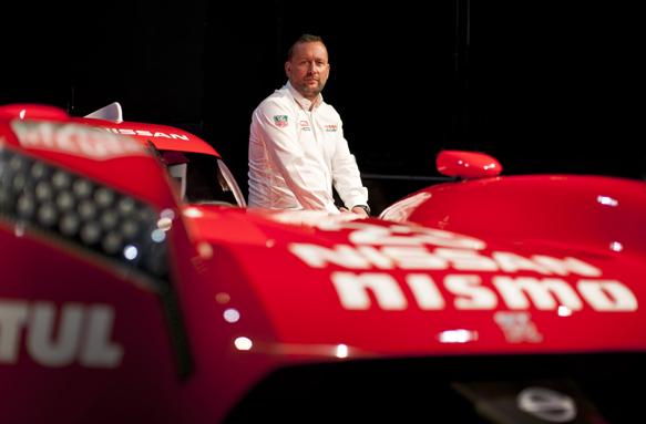 Nissan motorsport boss and lmp1 architect darren cox for Garage autosport le portel