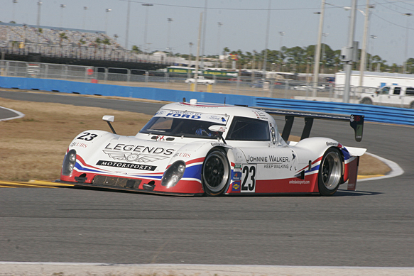 United Autosports Riley, Daytona 24 Hours 2011