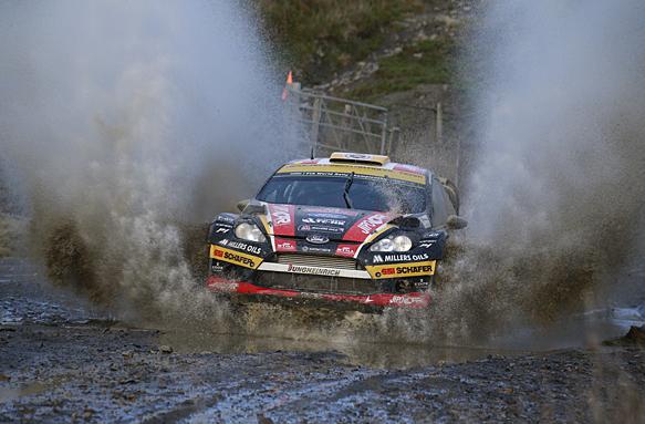 Rally GB 2014