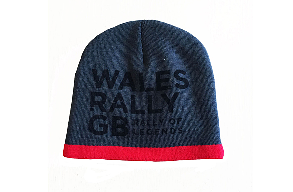 Rally GB beanie hat