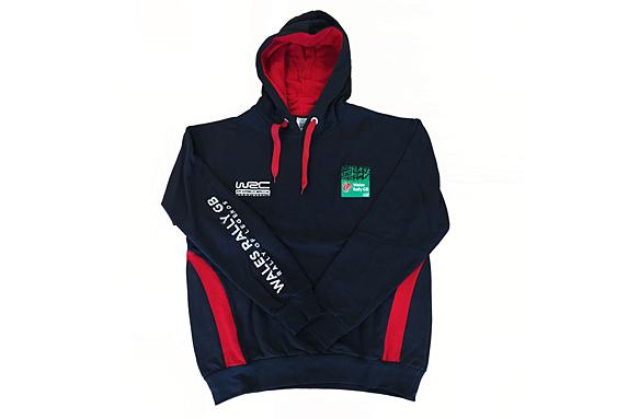 Rally GB hoodie