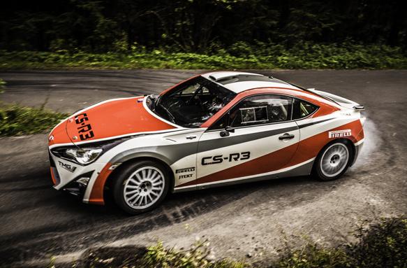 Toyota GT86 CS-R3
