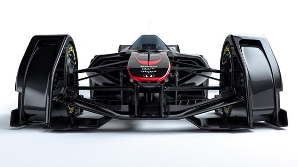 McLaren, MP4-X