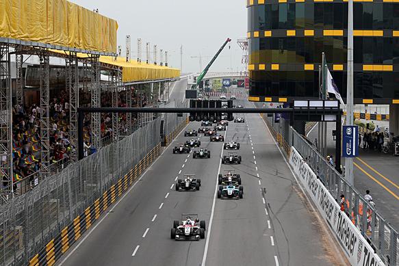 Macau GP 2015