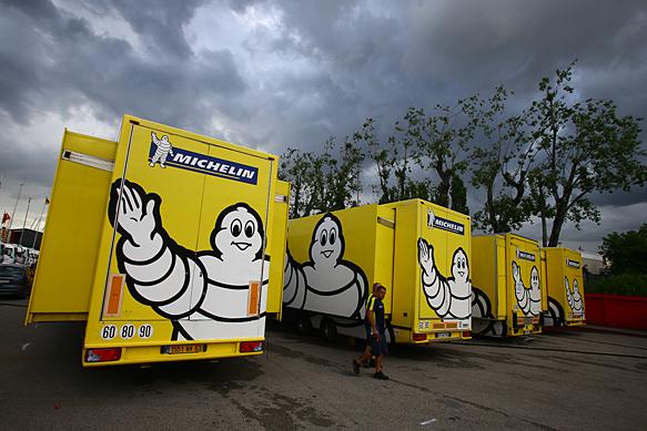 Michelin trucks