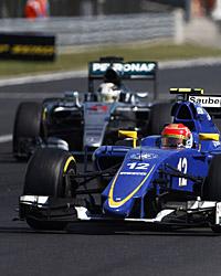 Why can't F1 produce underdog shocks?