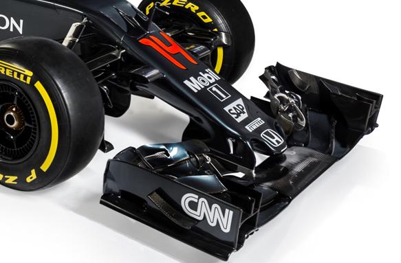 McLaren, MP4-31