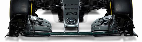 Mercedes F1 launch 2016