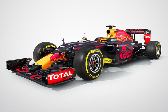 Red Bull RB12 F1 launch 2016
