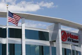Steiner has been heavily involved in recruitment across all three Haas locations