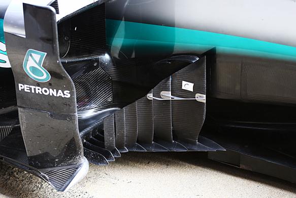 Mercedes tech