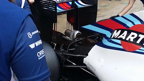 Williams tech