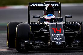 Fernando Alonso, McLaren, Barcelona F1 testing 2016