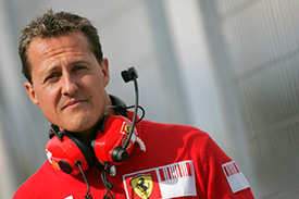 Michael Schumacher, seven-time world champion