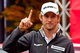Jenson Button, world champion 2009