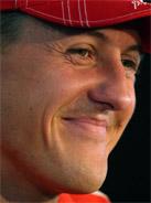 2004 Formula 1 world champion Michael Schumacher