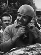 1952 Formula 1 world champion Alberto Ascari