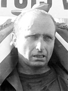 1957 Formula 1 world champion Juan Manuel Fangio