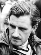 1962 Formula 1 world champion Graham Hill