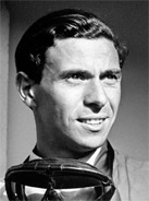 1965 Formula 1 world champion Jim Clark