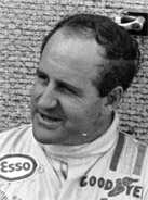 1967 Formula 1 world champion Denny Hulme