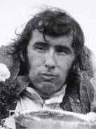1969 Formula 1 world champion Jackie Stewart
