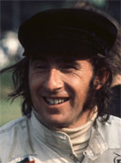 1971 Formula 1 world champion Jackie Stewart